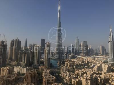 3 Bedroom Apartment for Sale in Downtown Dubai, Dubai - B/Khalifa and Fountain View | High Floor