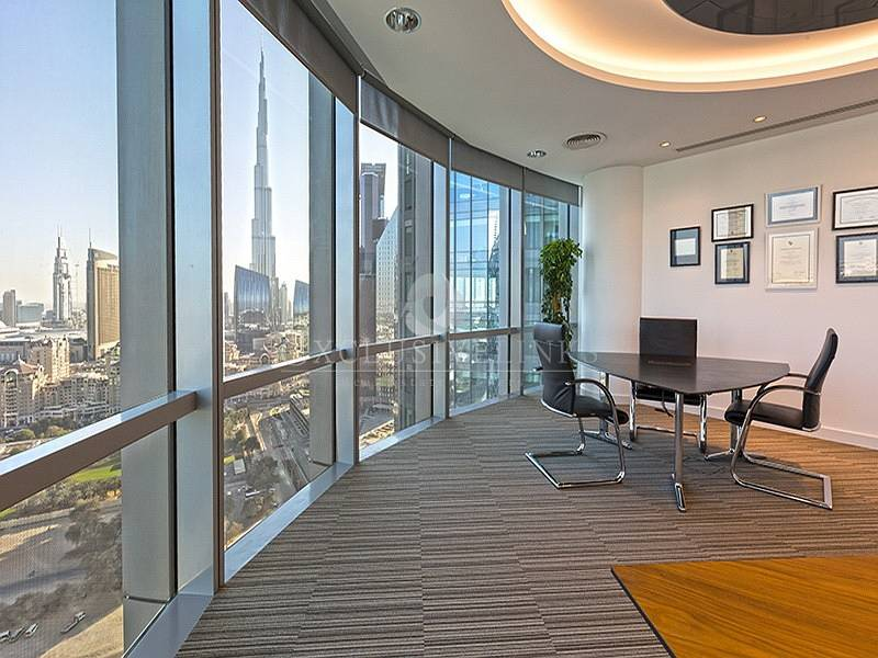 Furnished Office Floor For Sale in DIFC.