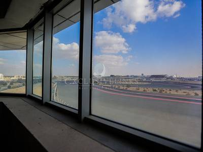 Office for Rent in Motor City, Dubai - Unique Space with Full Race Track Views.