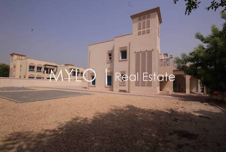 2 Bedroom Villa for Rent in Jumeirah Village Triangle (JVT), Dubai - Corner Plot District 8 Large Plot Vacant