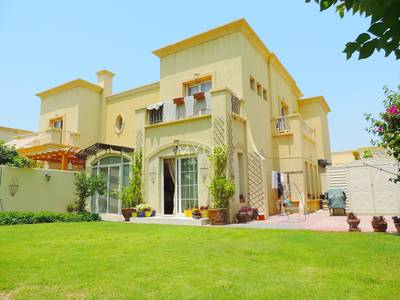 3 Bedroom Villa for Sale in The Springs, Dubai - Extended Type 2E with Park Views and VOT