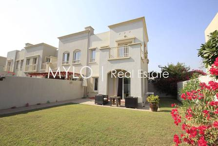 2 Bedroom Villa for Sale in The Springs, Dubai - Type 4E Well Maintained with Lake Views