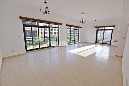 4 Bedroom Apartment for Rent in The Greens, Dubai - 4 bed | Vacant | Upgraded | Pool Views |