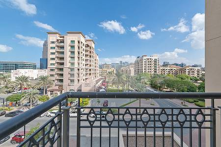 1 Bedroom Flat for Rent in The Greens, Dubai - One BR with Large Balcony | Chiller Free