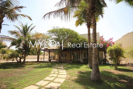 5 Bedroom Villa for Rent in The Meadows, Dubai - 5 Beds Extended I Lake View I Large Plot