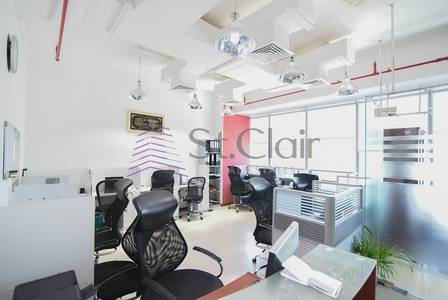 Partitioned and furnished office   bayswater