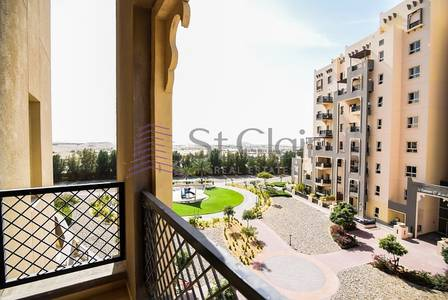 Studio for Sale in Remraam, Dubai - Studio in Al Thamam | Rented til Aug 2019