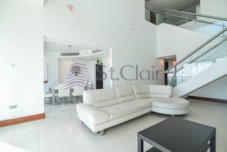 3 Bedroom Flat for Sale in World Trade Centre, Dubai - 3BR w/ Balcony + Maids   2 Parking Duplex
