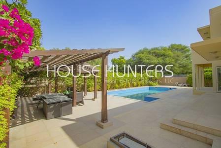 5 Bedroom Villa for Sale in Arabian Ranches, Dubai - Saheel type 4 | Park view | Large plot |