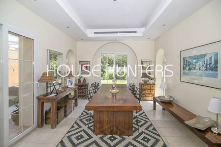 3 Bedroom Villa for Sale in Arabian Ranches, Dubai - Immaculate 2E Upgraded and extended Great location