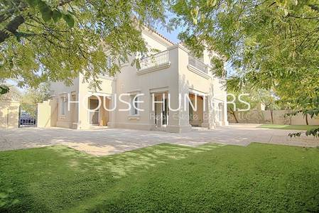 4 Bedroom Villa for Sale in Arabian Ranches, Dubai - Exclusive B1| Large plot| Quiet location