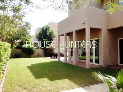 3 Bedroom Villa for Sale in Arabian Ranches, Dubai - Opposite Pool and Park| Immaculate villa