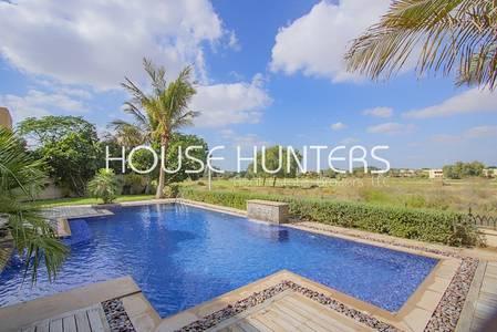5 Bedroom Villa for Sale in Arabian Ranches, Dubai - Golf Course 5 bedroom in Al Mahra