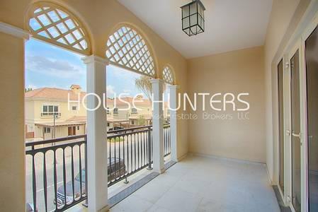 4 Bedroom Villa for Rent in Dubailand, Dubai - 4 bedroom   Al Habtoor Polo Resort and Club