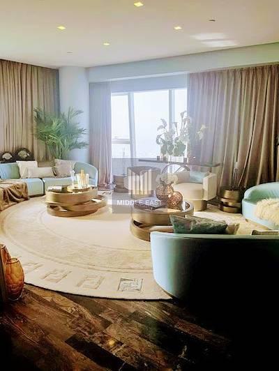 2 Bedroom Flat for Sale in Dubai Marina, Dubai - FENDI CASA 2B DESIGNI DELUXE|0% commissi