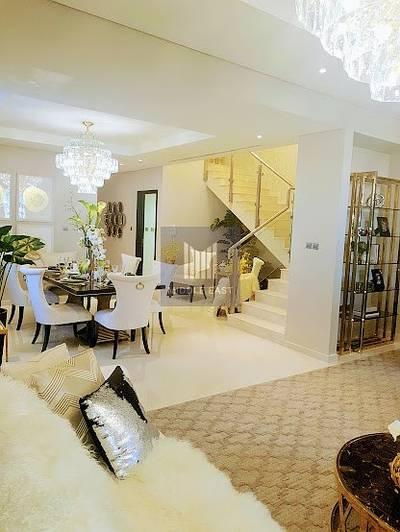 3 Bedroom Villa for Sale in DAMAC Hills (Akoya by DAMAC), Dubai - NEW ILuxury 3B+ Maid| 4%OFF|0%commission