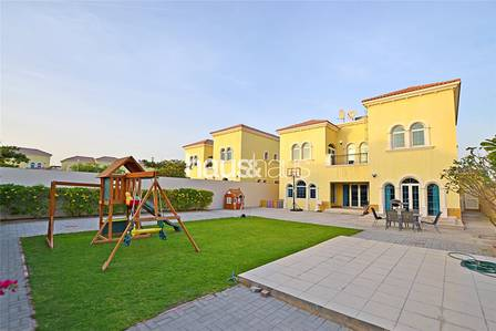 3 Bedroom Villa for Sale in Jumeirah Park, Dubai - District 5 | Large Plot Away from Cables