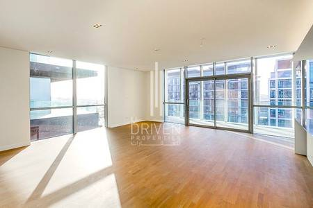 3 Bedroom Flat for Rent in Jumeirah, Dubai - High Floor Unit |Boulevard View |Genuine