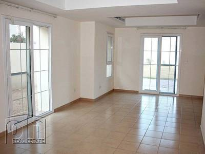 3 Bedroom Townhouse for Rent in The Lakes, Dubai - 3E Single Row Large Plot