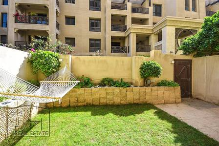 1 Bedroom Apartment for Sale in Old Town, Dubai - | OT Specialist | Huge Garden | Vacant |