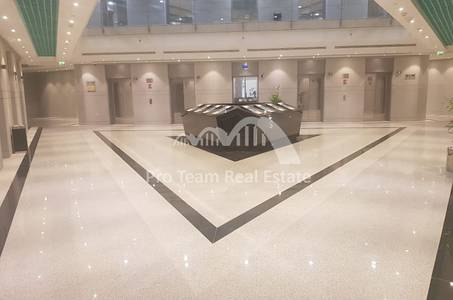 2 Bedroom Apartment for Rent in Al Reem Island, Abu Dhabi - Sea View 2BR APT with Maids Room and Facilties in Leaf Tower