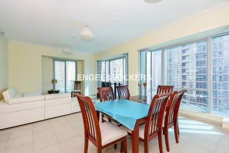 1 Bedroom Apartment for Sale in Dubai Marina, Dubai - 1 Bedroom in Shemara | Partial Sea Views