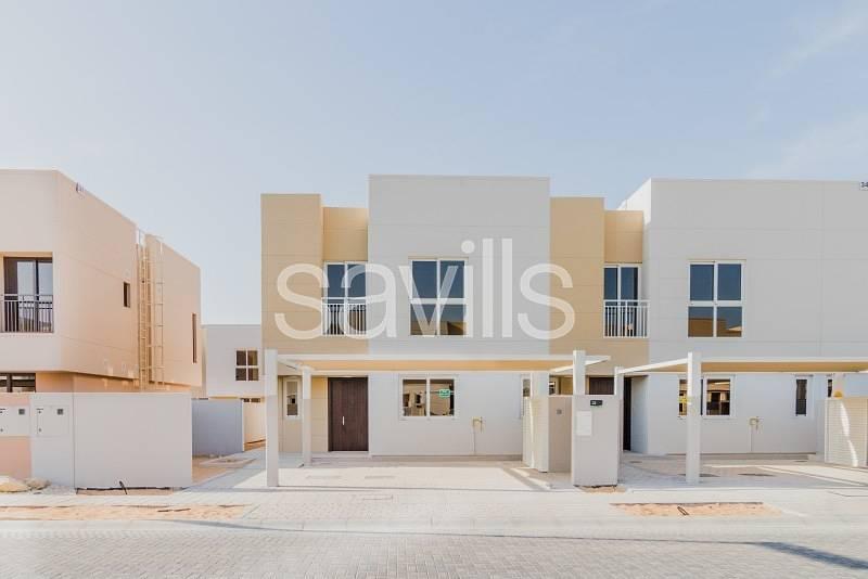 Brand new  4 bed corner unit in Al Zahia