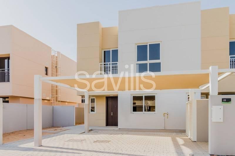 2 Brand new  4 bed corner unit in Al Zahia