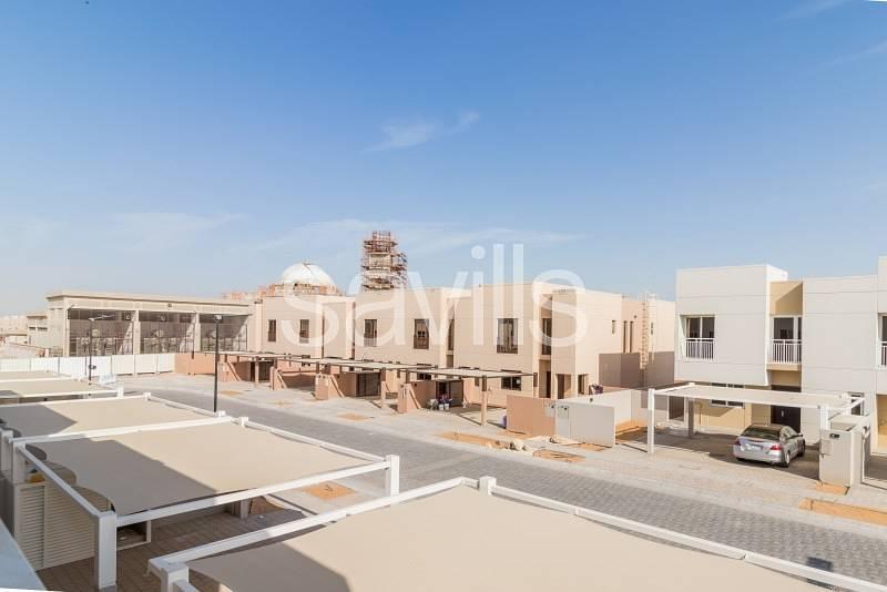 29 Brand new  4 bed corner unit in Al Zahia
