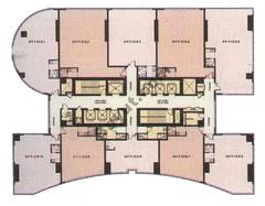 Typical Office Plan