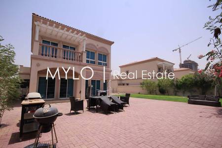2 Bedroom Villa for Rent in Jumeirah Village Triangle (JVT), Dubai - Vacant Now Fully Maintained 2 Bedroom D9