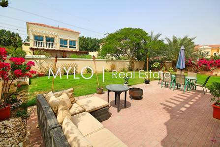 2 Bedroom Villa for Rent in Jumeirah Village Triangle (JVT), Dubai - View Today this Landscaped 2 Bed Villa