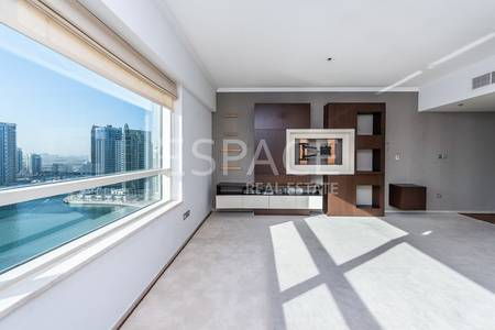3 Bedroom Apartment for Sale in Dubai Marina, Dubai - Full Marina View | Large 3 Bed| Upgraded