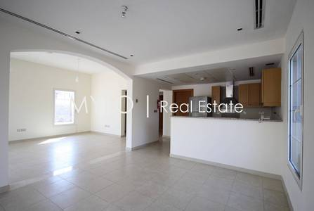 2 Bedroom Villa for Sale in Jumeirah Village Triangle (JVT), Dubai - Vacant Large Plot Arabic Style 2 Bedroom