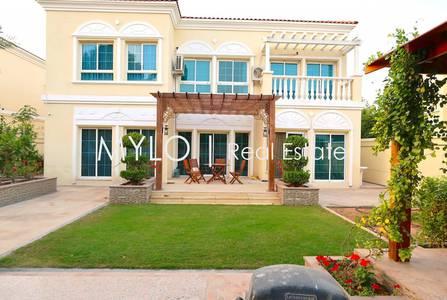 4 Bedroom Villa for Sale in Jumeirah Village Triangle (JVT), Dubai - Extended 4/5 Bedroom Vacant on Transfer
