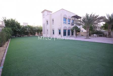 2 Bedroom Villa for Rent in Jumeirah Village Triangle (JVT), Dubai - Furnished 2 Bed Beautiful Green Garden