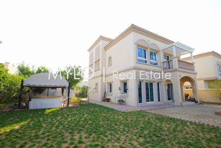 2 Bedroom Villa for Rent in Jumeirah Village Triangle (JVT), Dubai - Vacant December Good Location District 8