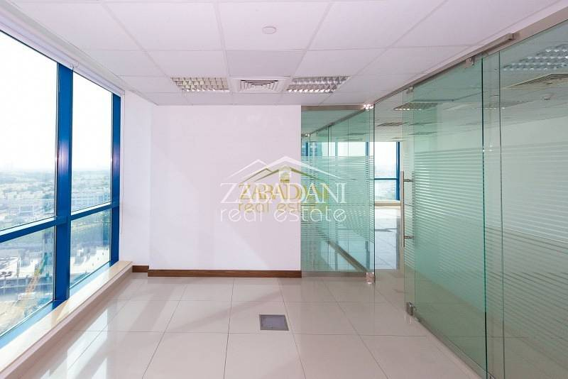 2 Golf View | Spacious Fully fitted office | Jumeirah Bay
