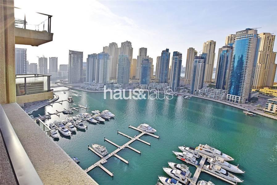 Al Majara 2 | Chiller Free | Marina View