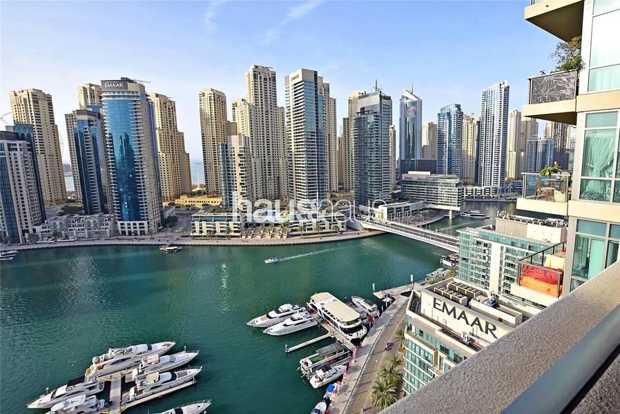 10 Al Majara 2 | Chiller Free | Marina View