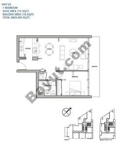 1 Bedroom Apt