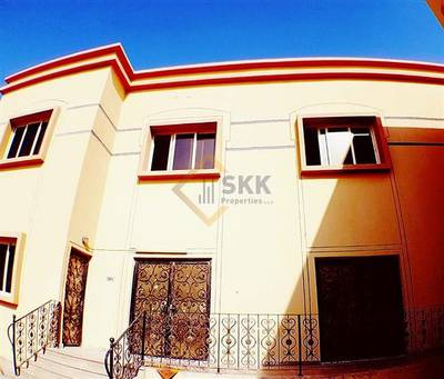 4 Bedroom Villa for Rent in Khalifa City A, Abu Dhabi - Low Price 4 Bed room and Maid room villa