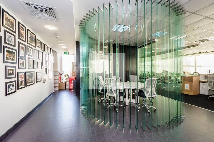Fully Fitted | Glass Partitions | Full Flr