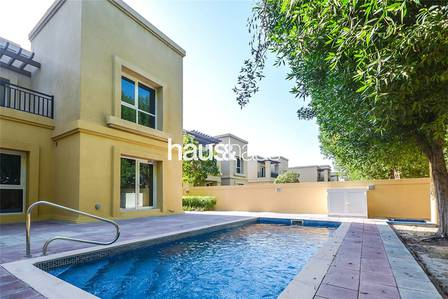 4 Bedroom Villa for Rent in Emirates Golf Club, Dubai - Emirates Golf Club | Desirable Location