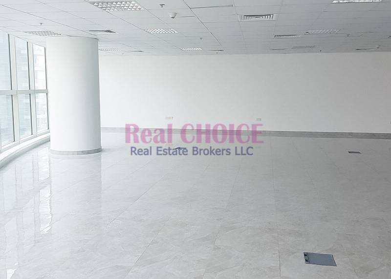 Fitted High Floor Office|Well Maintained