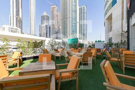 Shop for Sale in Business Bay, Dubai - Shisha Restaurant |Main Road with Parking | American Style