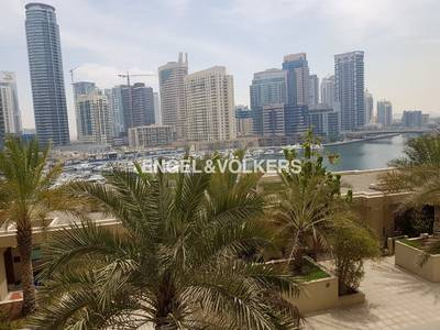2 Bedroom Apartment for Sale in Dubai Marina, Dubai - Stunning Marina View| Well Sized| Vacant