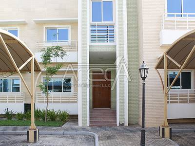 4 Bed Villa with Shared Facilities! Stylish Design in Khalifa City A