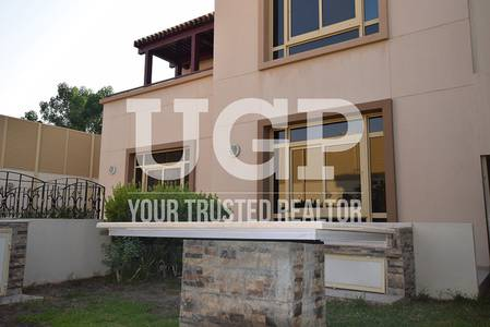 5 Bedroom Villa for Rent in Al Raha Golf Gardens, Abu Dhabi - Spacious Villa w/ Private Pool  Parking