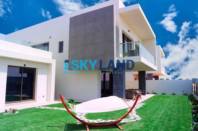 Own this luxurious 3Beds in Yas Acres - Off plan